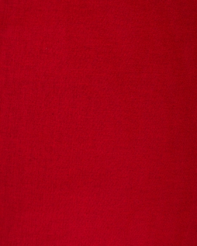 Velvet large wide Red - Tissushop