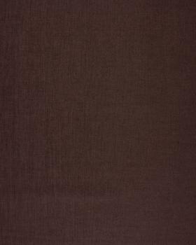 Velvet large wide Chocolate - Tissushop
