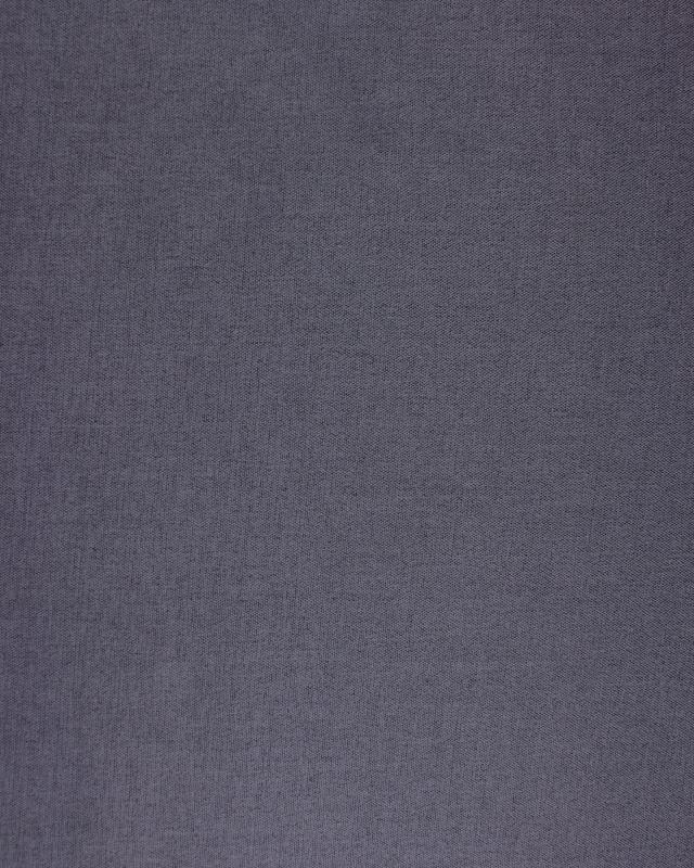 Toile velours grande largeur Gris Anthracite - Tissushop