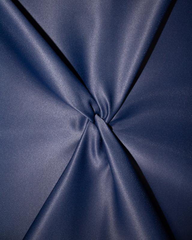 Tissu occultant Bleu Marine - Tissushop