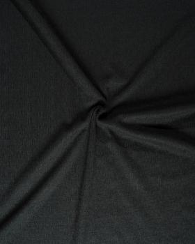 Maille LEO Noir - Tissushop