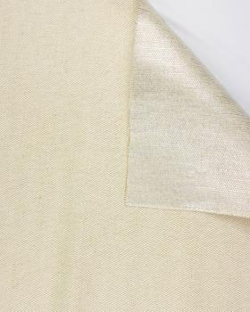 Cotton / Jute Metallic Silver - Tissushop