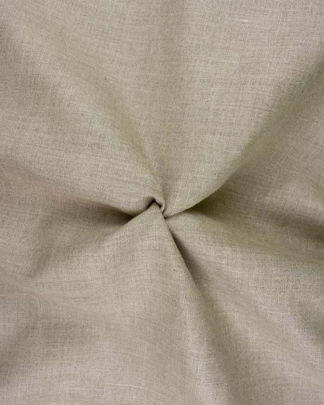 Linen fabric Telia in 300 cm Natural - Tissushop