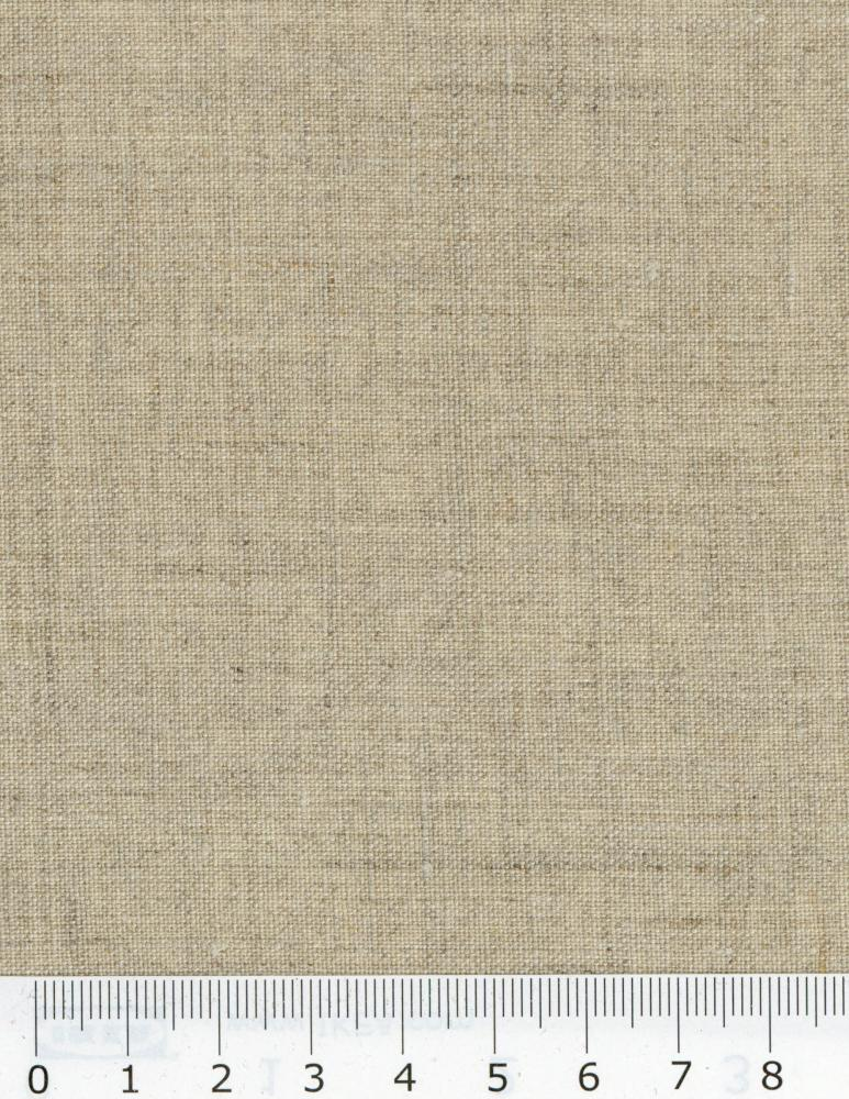 Linen fabric Paloma in 300 cm Natural - Tissushop