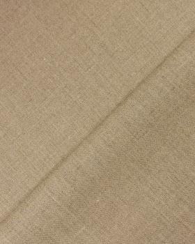 Sanforized Flax Fabric in 150 cm Natural - Tissushop