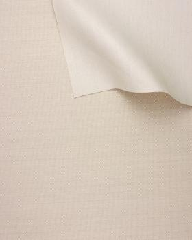 Coated Linen cloth Off White - Tissushop