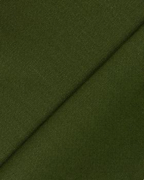 Coated Linen cloth Khaki - Tissushop