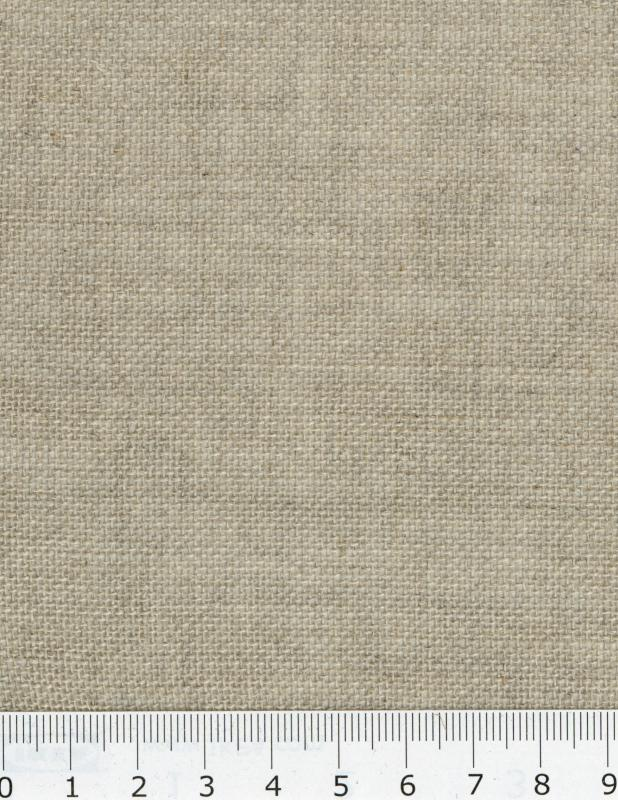 Embroidery Fabric - 100% Linen Natural - Tissushop