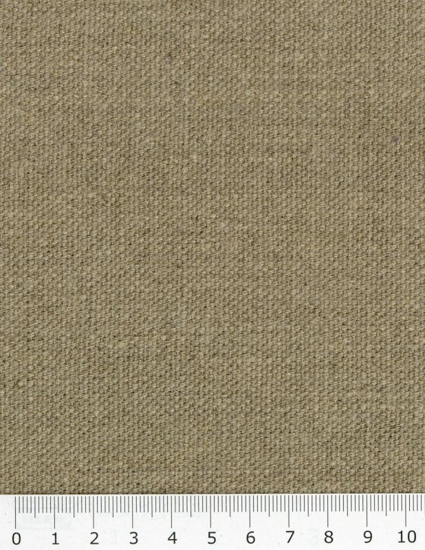Linen fabric gros de Naples in 145 cm Natural - Tissushop