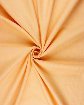 Plain Flamed Cotton / Linen Peach - Tissushop