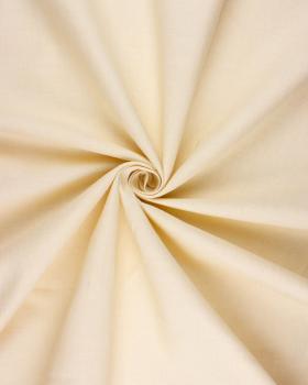 Plain Flamed Cotton / Linen Sand - Tissushop