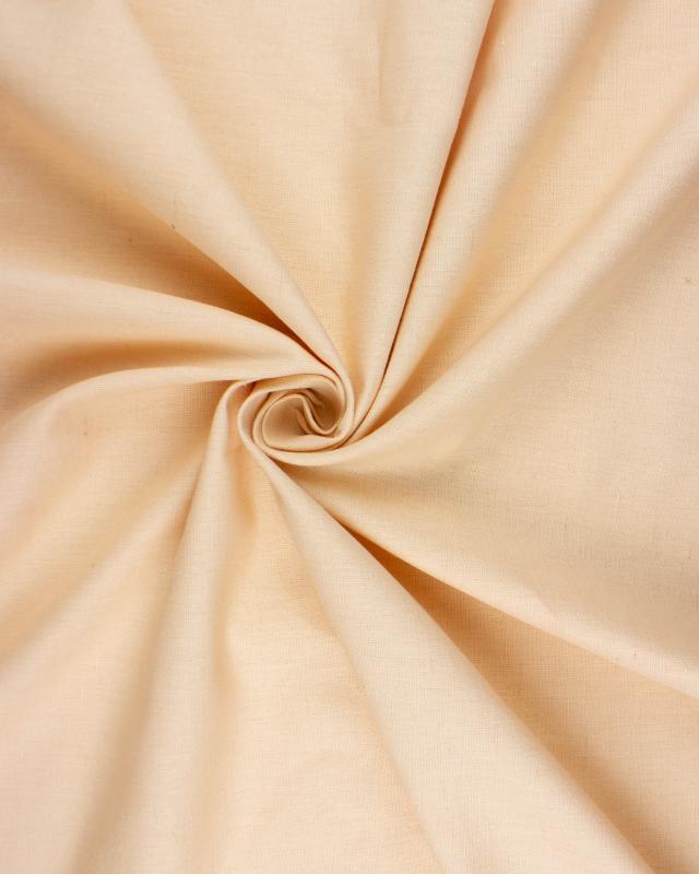 Dyed Cotton / Linen Sand - Tissushop