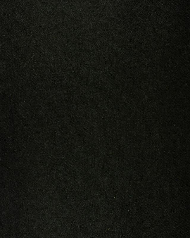 Laine bouillie Noir - Tissushop