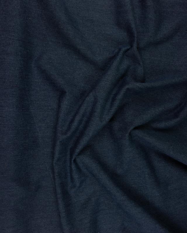 Jeans classique denim Bleu Marine - Tissushop