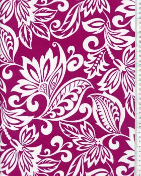 Polynesian Fabric TAVI Purple - Tissushop