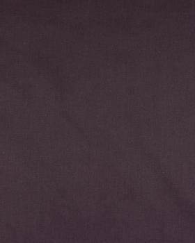 Chevron de Coton Uni Violet - Tissushop