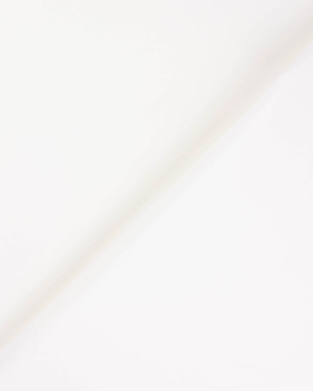 Cotton Percale - Optical White White - Tissushop