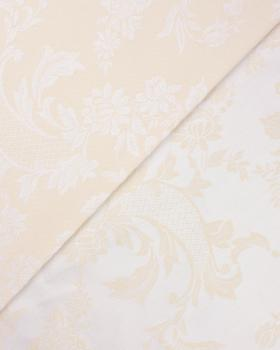 Vezelay Matress Ticking Champagne - Tissushop