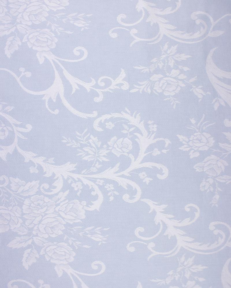 Coutil à matelas rosier Bleu - Tissushop