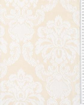 Baroque mattress ticking Champagne - Tissushop