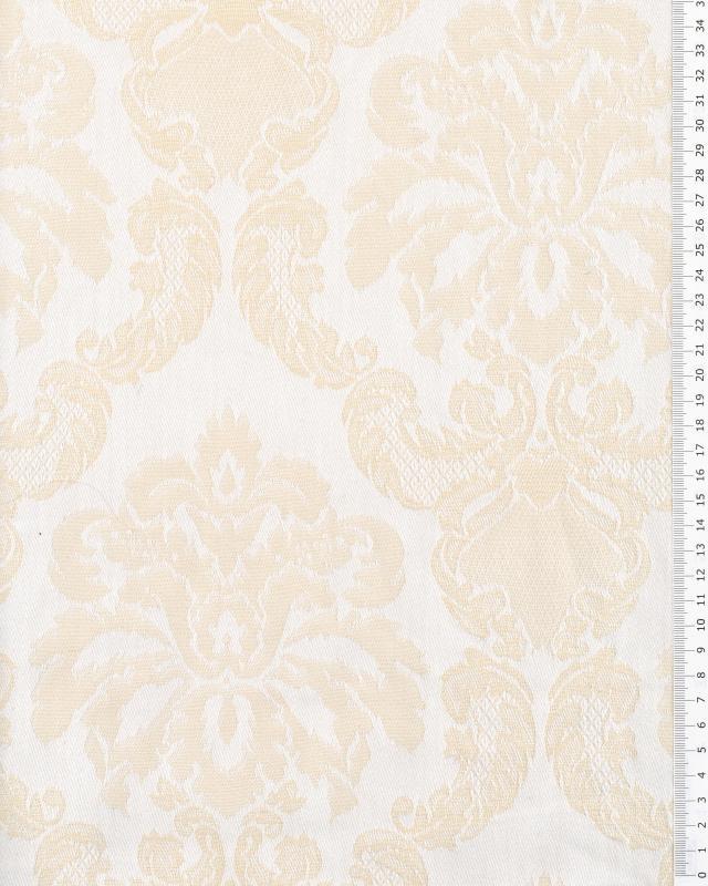 Baroque mattress ticking Champagne - Tissushop