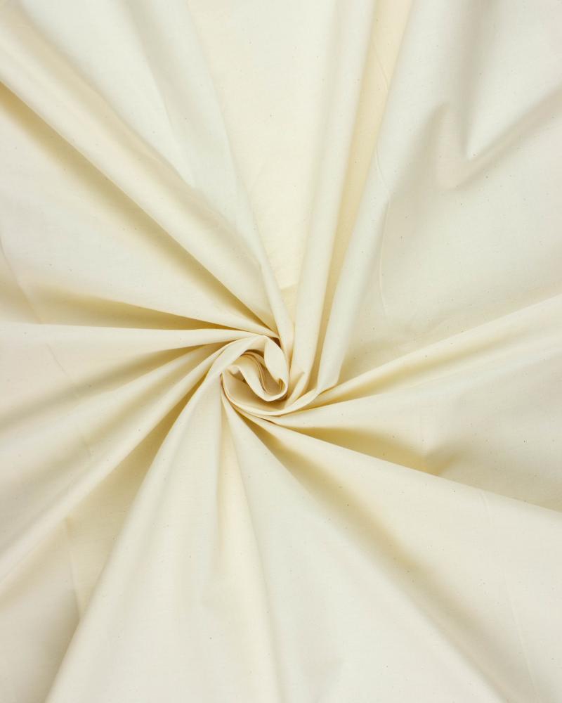 100% Cotton fabric loomstate 160gr/m² Decrue - Tissushop