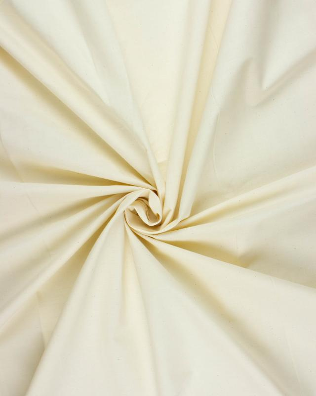 100% Cotton fabric loomstate heavy 180gr/m² Decrue - Tissushop