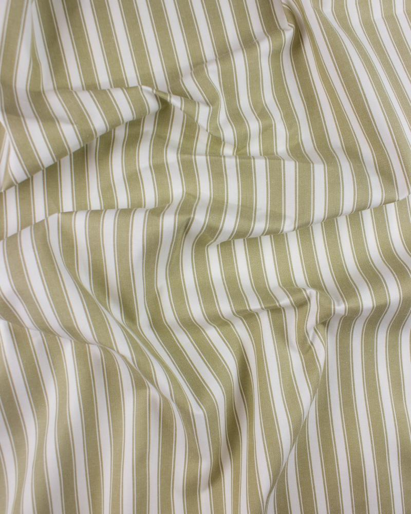Cotton Fabric striped for Pillow - Tissushop