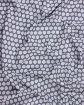 Jersey White Dot / Grey - Tissushop