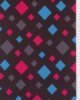 Rhombus Jersey / Dark Grey - Tissushop