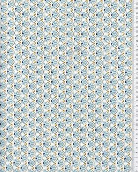 Cotton Popeline - Manco Light Blue - Tissushop