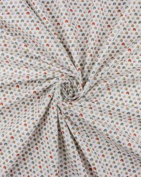 Cotton Popelin - Coboni Green - Tissushop