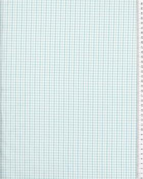 Cotton Popelin Frida Matched Light Blue - Tissushop