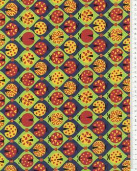 Ladybird Jersey Pistachio Green - Tissushop