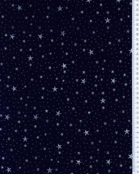 Silver Star Jersey / Navy Blue - Tissushop