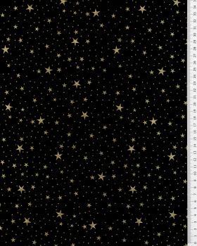 Golden Star Jersey / Black - Tissushop