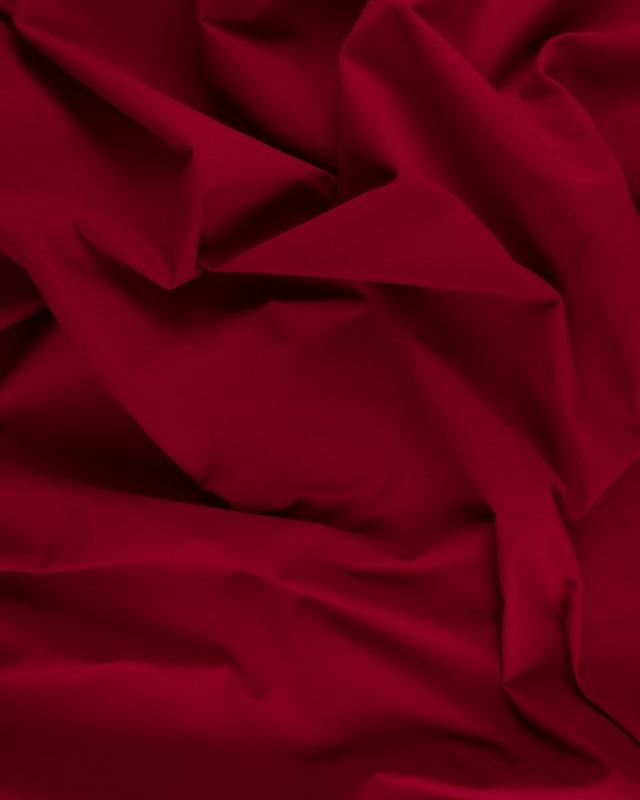 Dyed Cotton Bordeaux - Tissushop