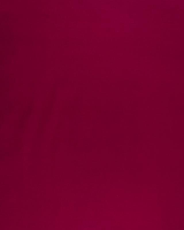 Cretonne Coton Uni Lie de Vin - Tissushop