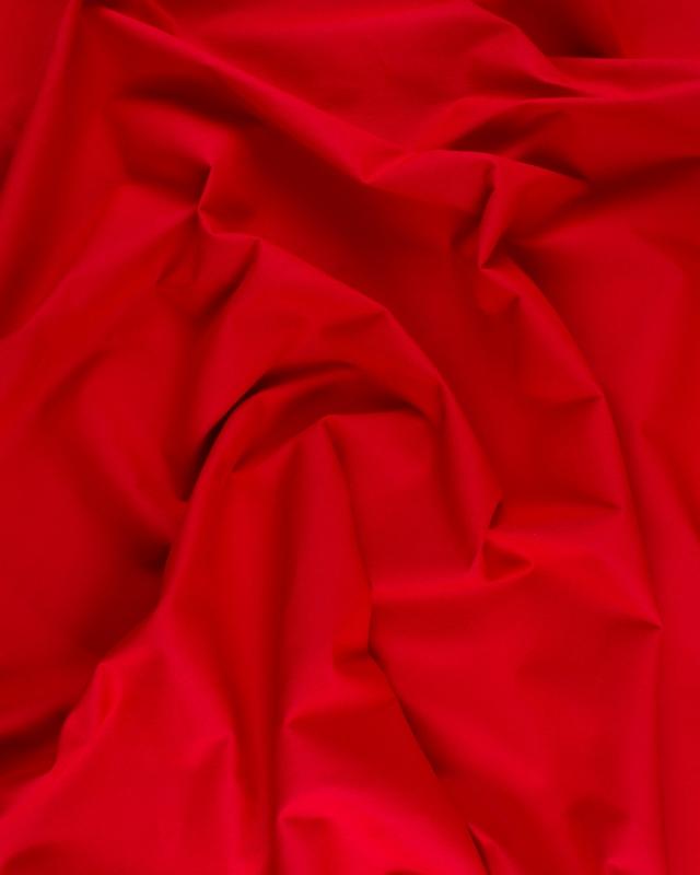 Dyed Cotton Vermillon - Tissushop