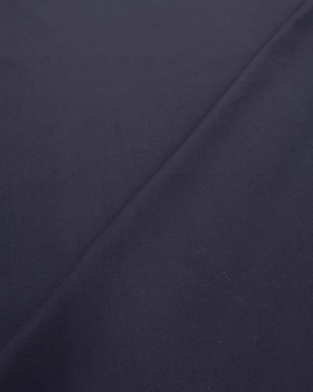 Dyed Cotton Navy Blue - Tissushop