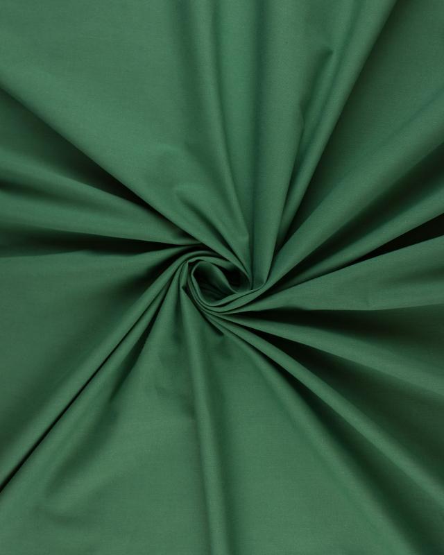 Dyed Cotton Dark Green - Tissushop