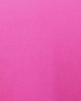 Cretonne Coton Uni Hortensia - Tissushop