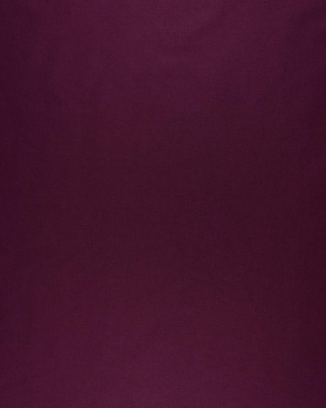 Dyed Cotton Aubergine - Tissushop