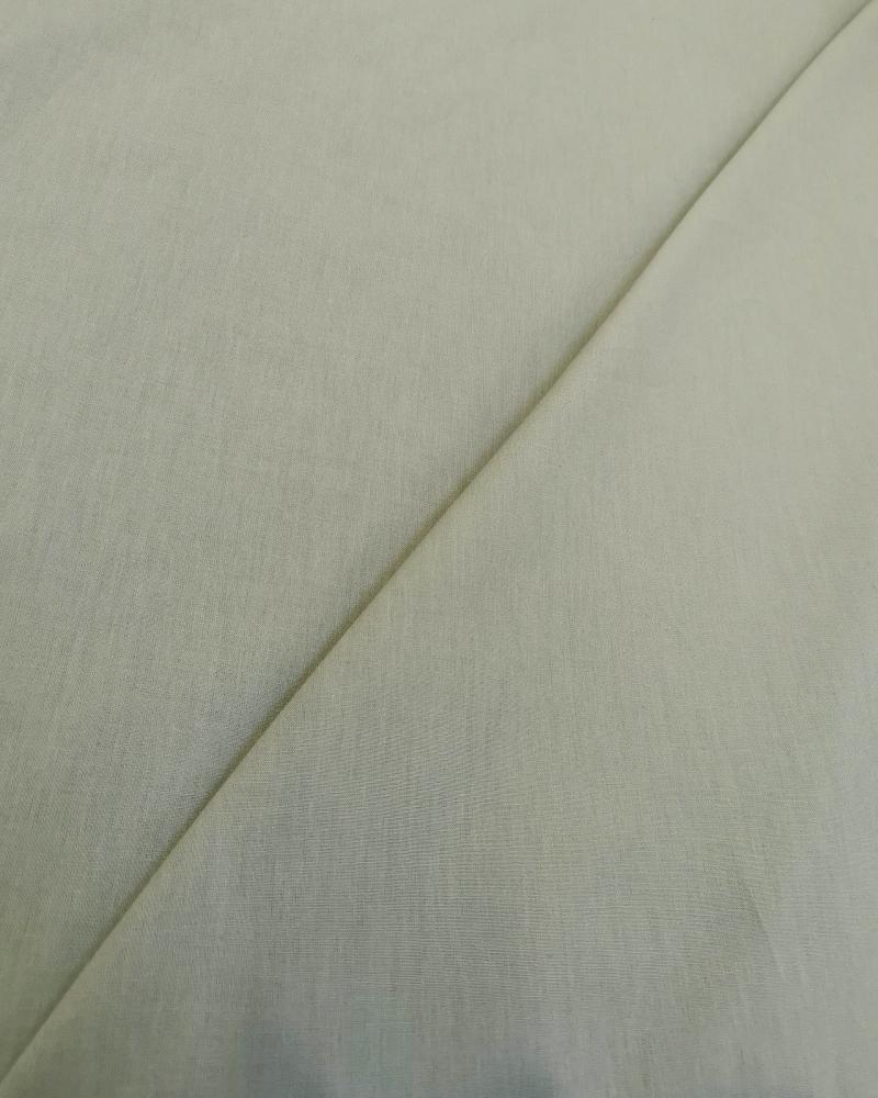 Cretonne Coton Uni Gris - Tissushop