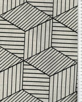 3D printed cotton Decrue - Tissushop