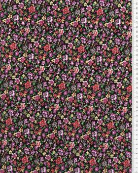 Cotton Popelin Fowers Julia - Tissushop