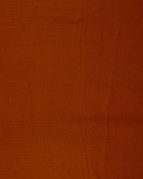 Muslin Cotton Rust - Tissushop