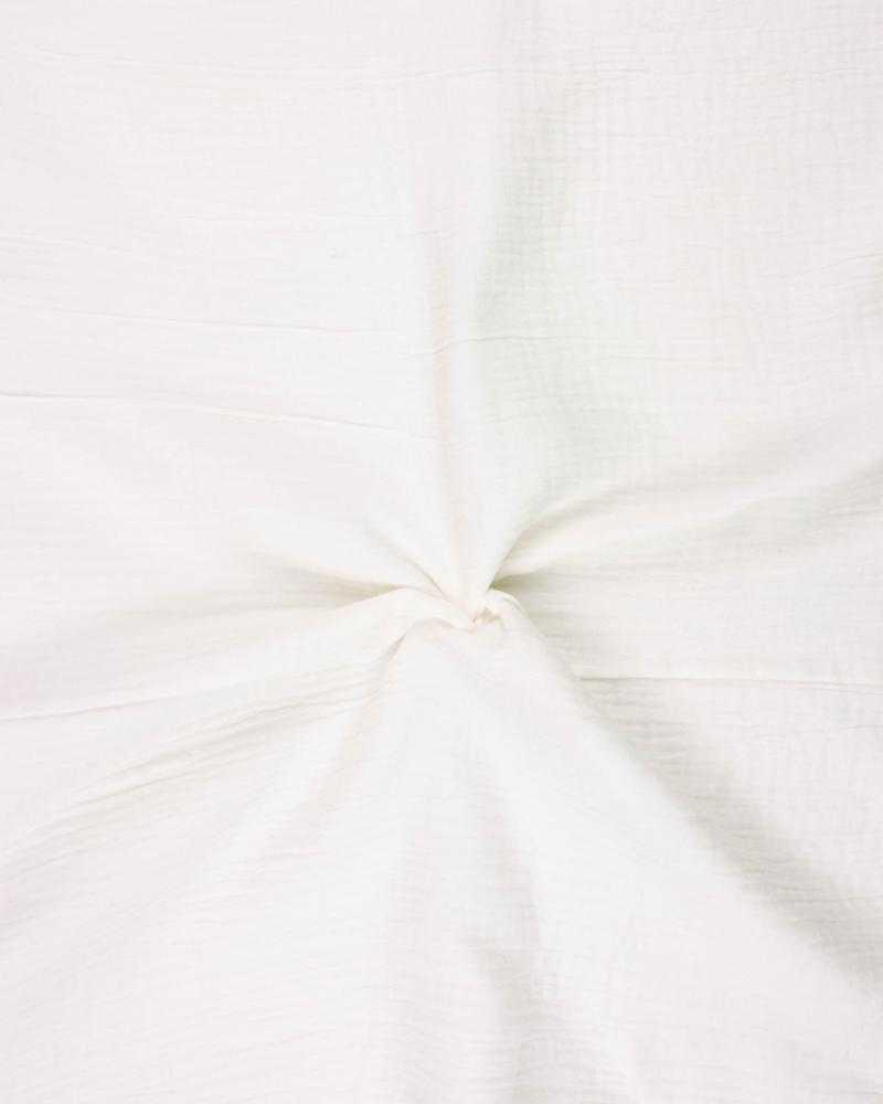 Muslin Cotton Ivory - Tissushop