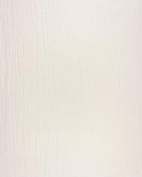Muslin Cotton Ivory - Tissushop
