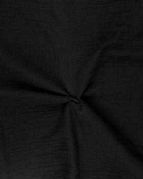 Muslin Cotton Black - Tissushop